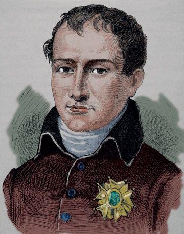 Count Joseph-Napoléon Bonaparte and Family